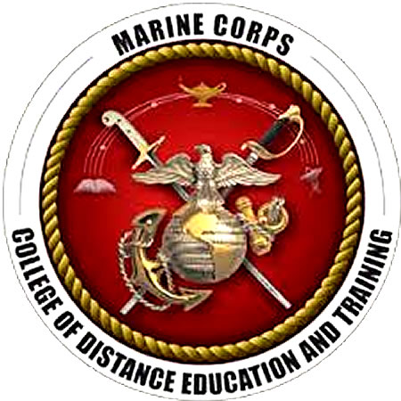 United States Marine Corps (USMC) College of Distance Education and Training